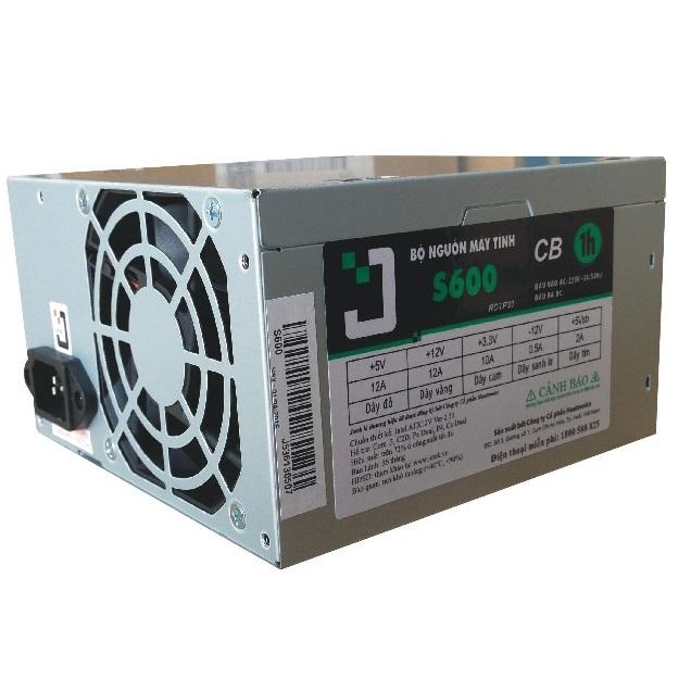 Nguồn Jetek S600 - 250W