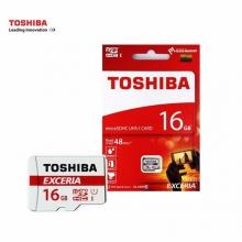 Toshiba Exceria M301 16GB Micro SD Class 10