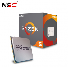 CPU AMD RYZEN 5 2600 (3.4GHz Up to 3.9GHz, AM4, 6 Cores 12 Threads) Box Chính Hãng