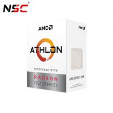 CPU AMD Ryzen Athlon 3000G (3.5Ghz/ 5Mb cache)