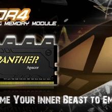 DDR4 Apacer Panther 4GB Bus 2400