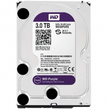 HDD 3TB WD30PURX (PURPLE)