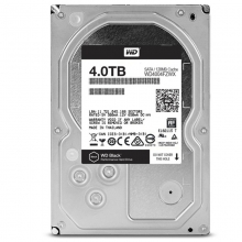 HDD 4TB WD4004FZWX (BLACK)