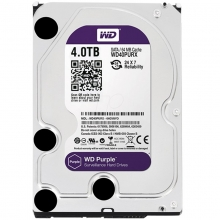 HDD 4TB WD40PURX (PURPLE)