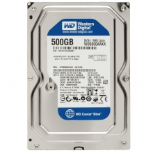 HDD WD 500GB Sata 3
