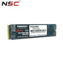 Ổ cứng SSD Kingmax Zeus PQ3480 512GB M.2 2280 PCIe NVMe Gen 3x4 (Đọc 1950MB/s - Ghi 1550MB/s) - (KMPQ3480512G4)