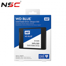 Ổ Cứng SSD WD Blue 3D NAND 250GB WD S250G2B0A