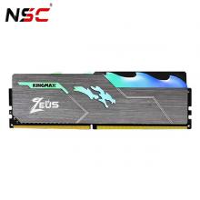 Ram KINGMAX Heatsink Zeus RGB 32GB DDR4 3600MHz