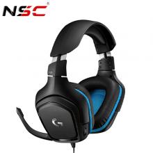 Tai Nghe Có Dây Chụp Tai Over-ear Logitech G431 7.1 Surround Gaming