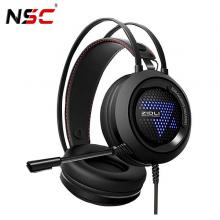 Tai nghe Gaming ZIDLI ZH6 (7.1) USB , LED Rainbow hô hấp đổi mầu