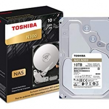 TOSHIBA COLOR LABEL N300 10TB