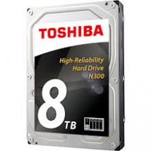 TOSHIBA COLOR LABEL N300 8TB (128MB cache)