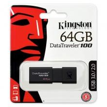 USB Kingston DT100G3 64GB - USB 3.0