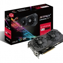 Vga Card ASUS ROG STRIX RX570 - O4G GAMING